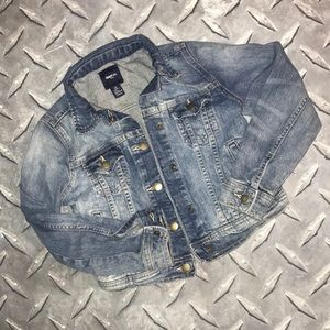 Gap kids denim Jean jacket